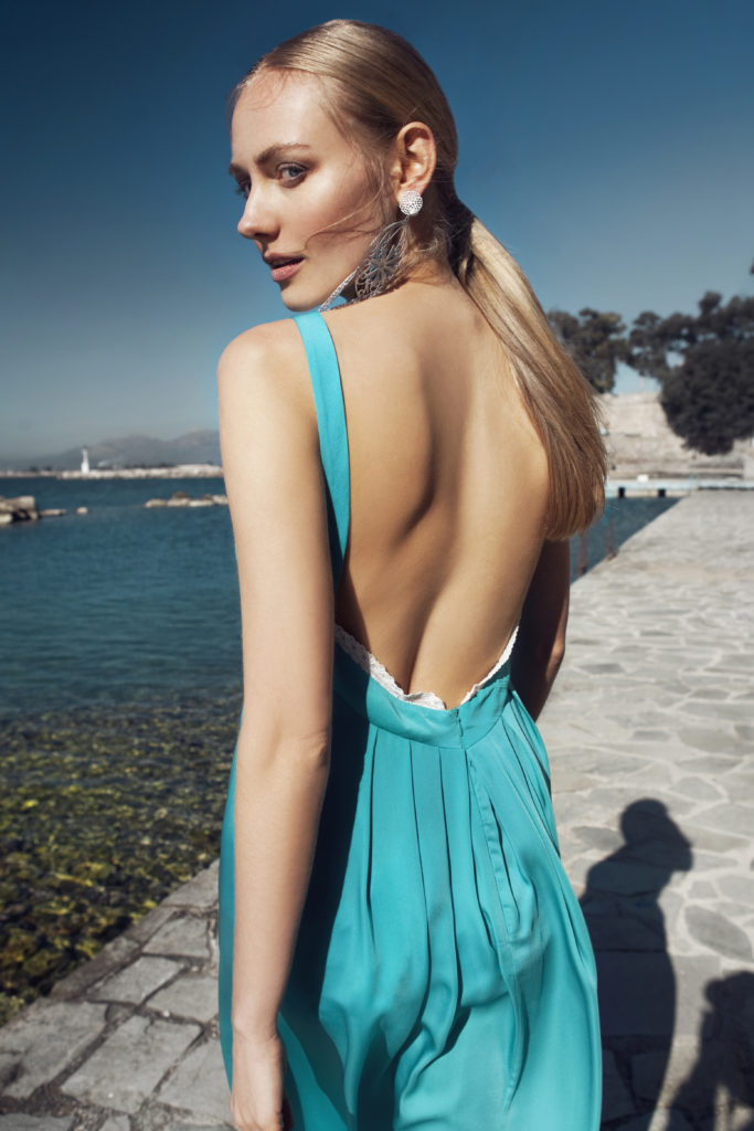 Żaneta for Lorem Fashion / Greece