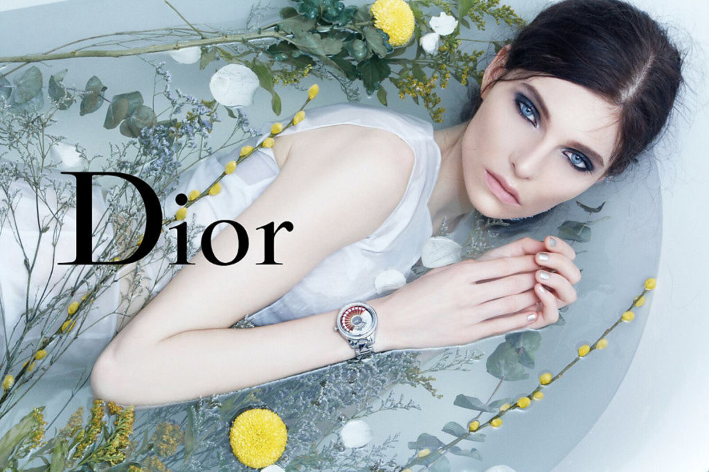 Karolina Ewa for DIOR