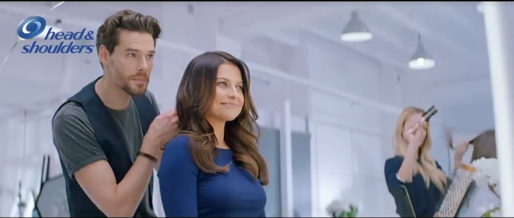 Tomas for Head&Shoulders TV Commercial