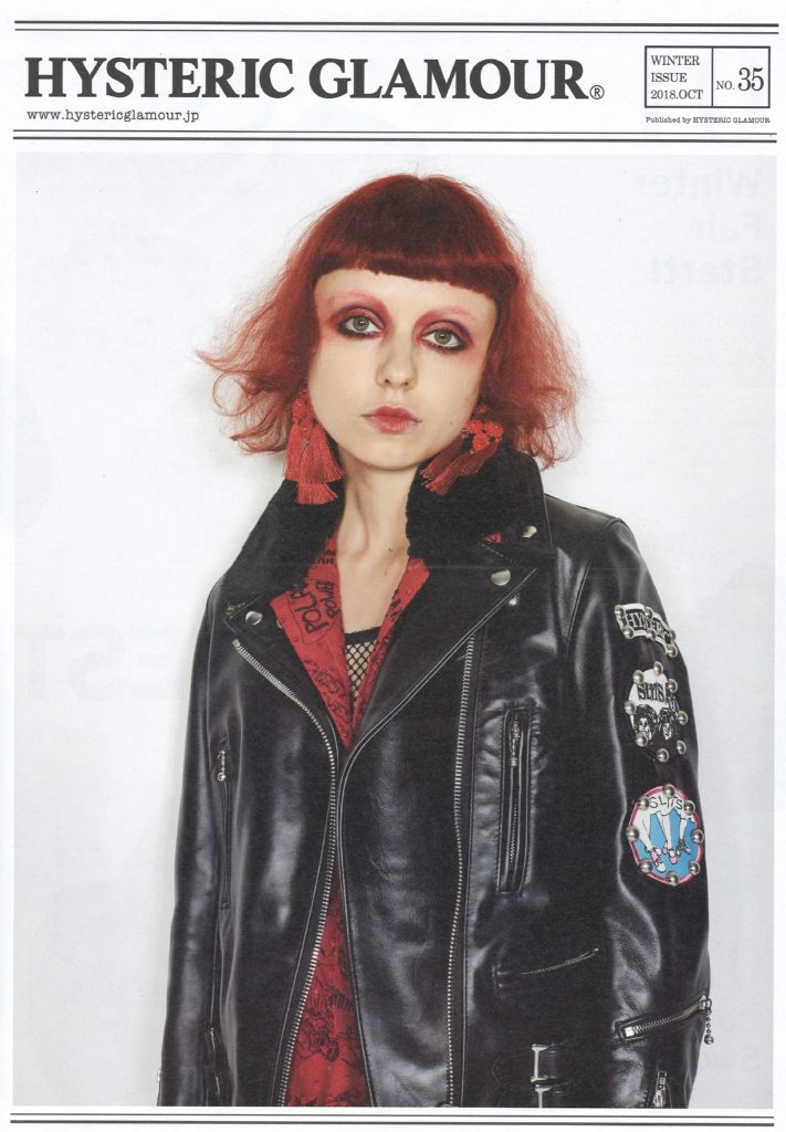 Ada for Hysteric Glamour / Tokyo