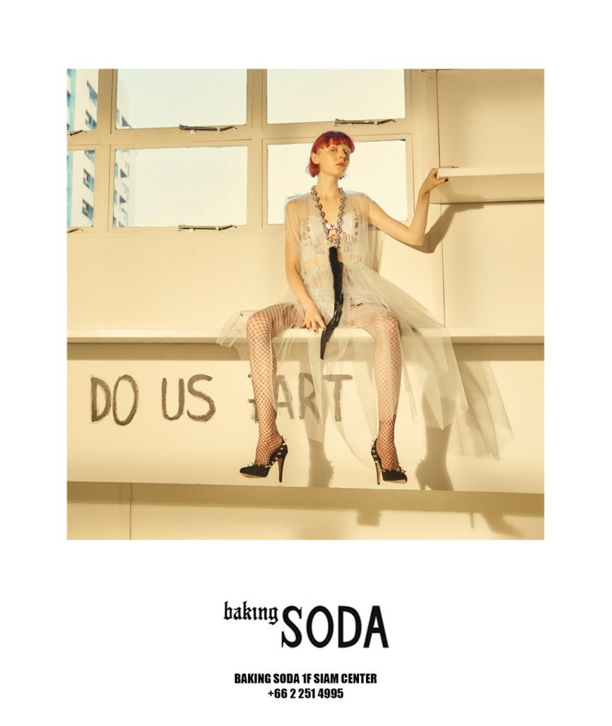 Ada for Soda Campaigh / Thailand