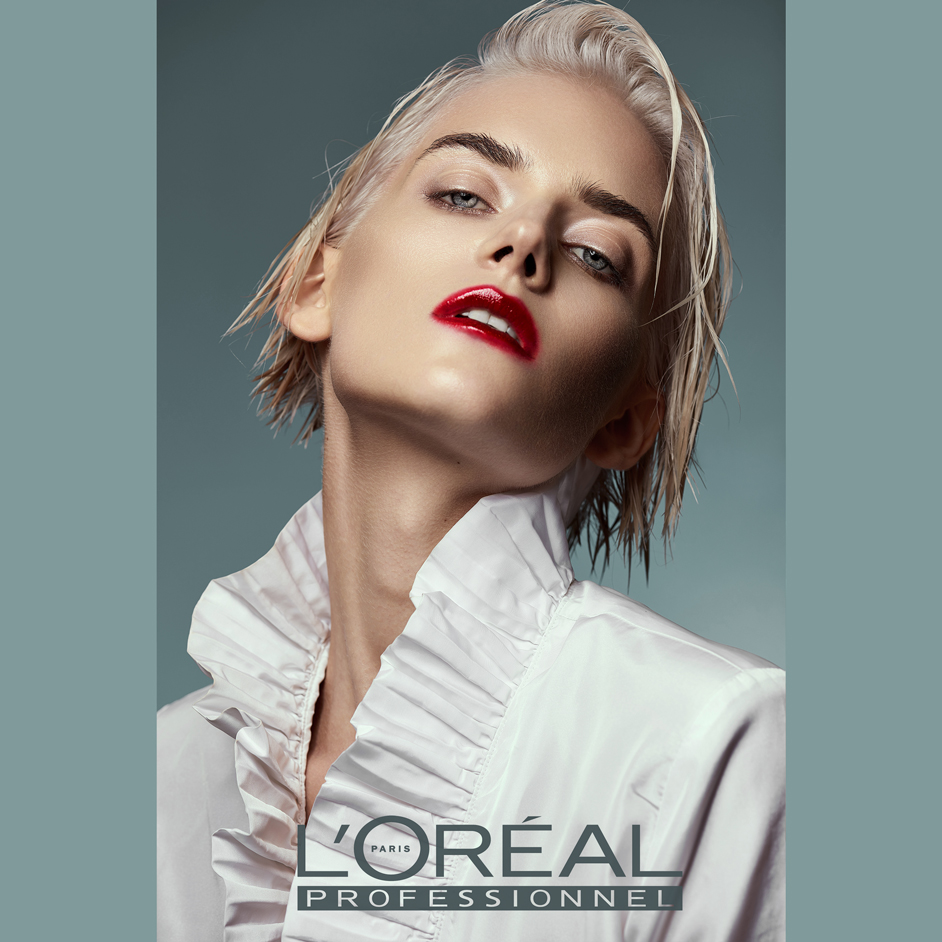 Gabi for L'Oreal