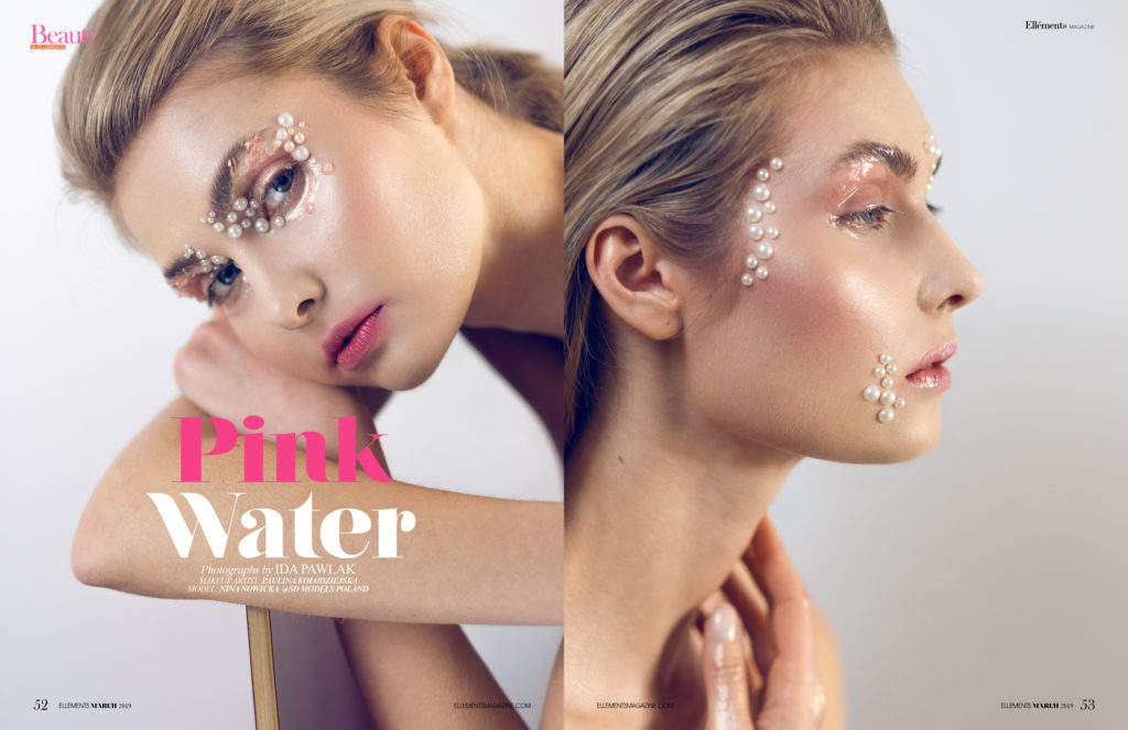 Nina for Ellement Magazine